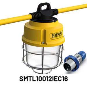 SMTL10012IEC16 Sitemate Tufflite Temporary Protected Installed Lighting